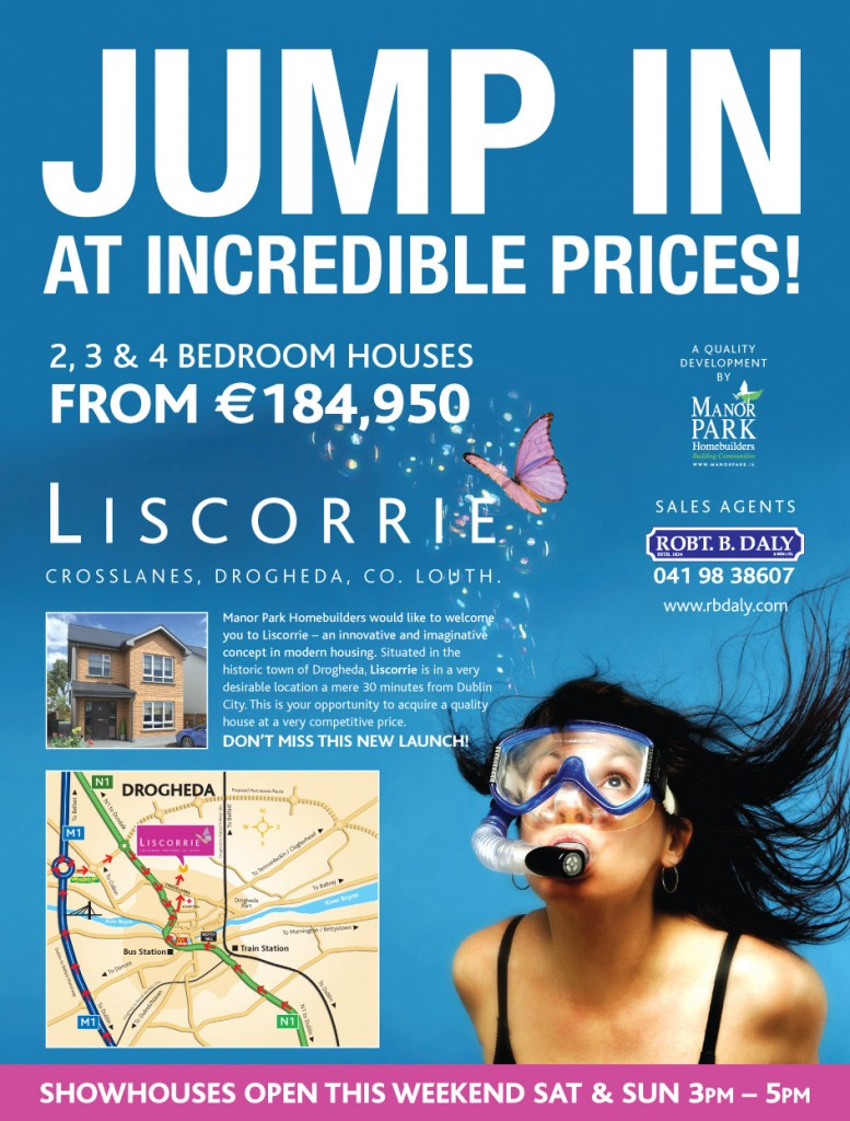 Liscorrie Advert | Once Upon Design
