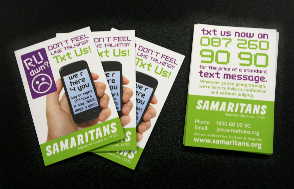 Samaritans Cards | Once Upon Design