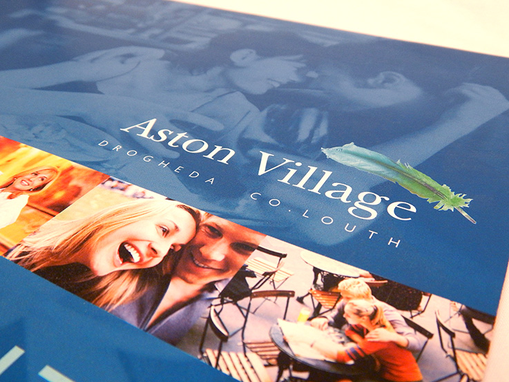 Aston Village | Once Upon Design