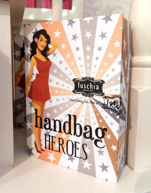 Fuschia Handbag Heroes Gift Box | Once Upon Design