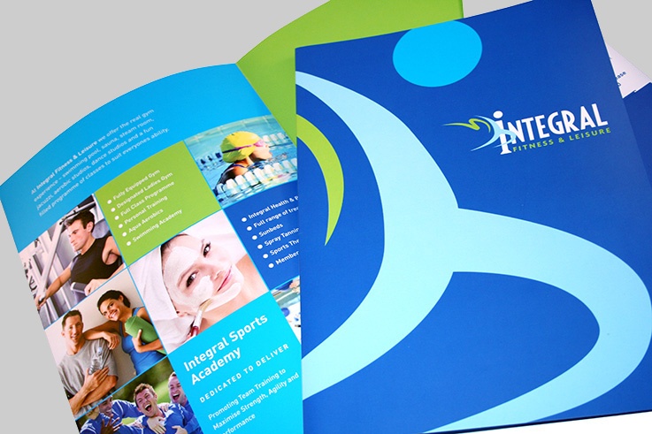 Integral Fitness & Leisure Brochure | Once Upon Design