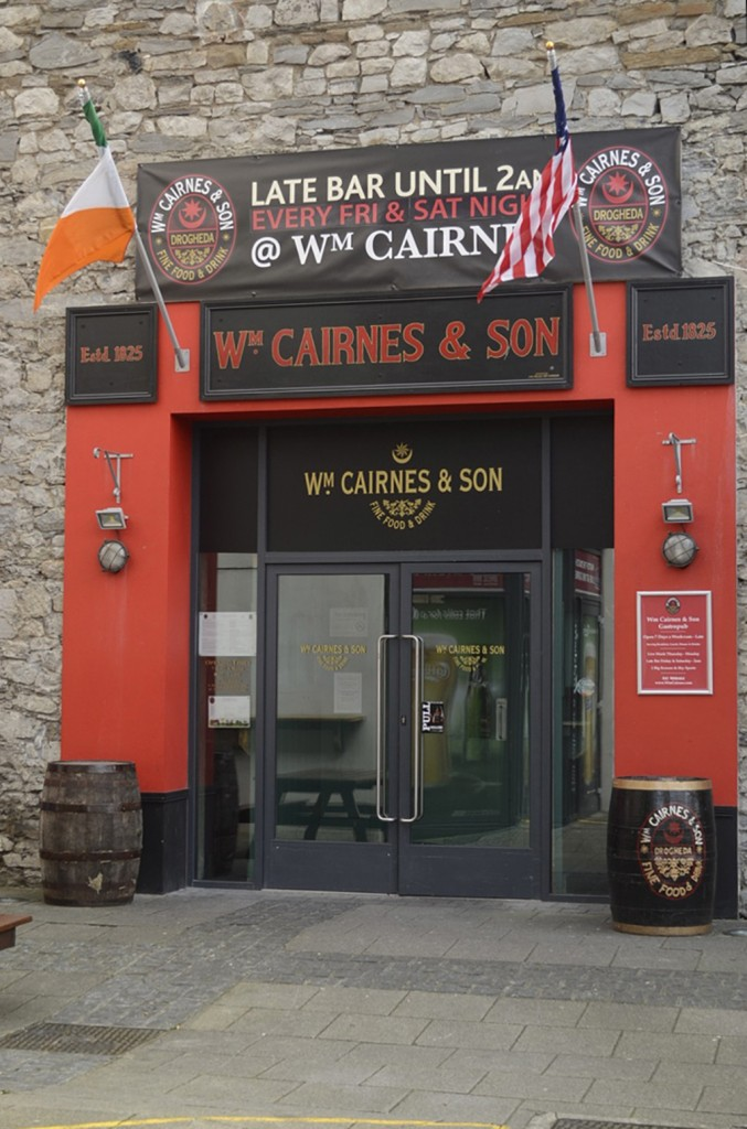 WM Cairnes & Son Gastropub | Once Upon Design