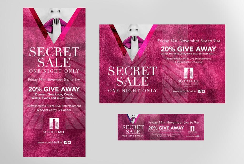Scotch Hall Secret Sale Event | Once Upon Design